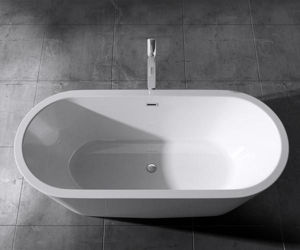 freistehende badewanne acrylwanne standbadewanne armatur 180 x 80 vicenza505 neu ebay. Black Bedroom Furniture Sets. Home Design Ideas