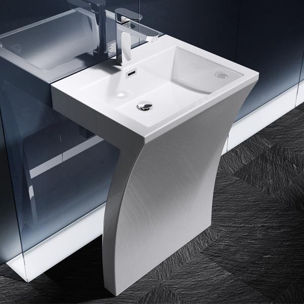 standwaschbecken gussmarmor waschbecken s ule waschtischs ule colossum07 ebay. Black Bedroom Furniture Sets. Home Design Ideas