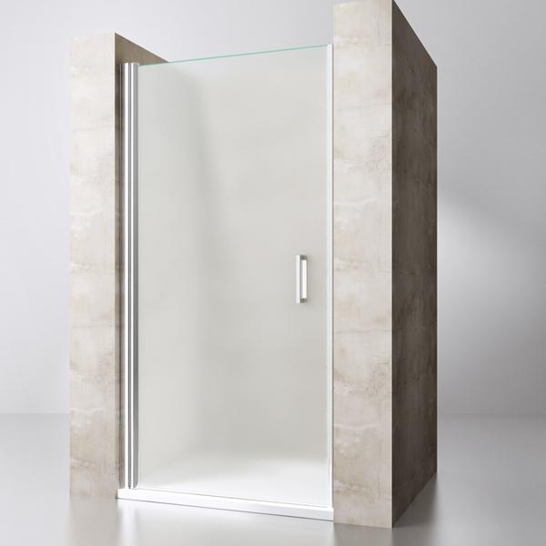nischen abtrennung nischen t r nische dusch wand bad teramo22s nano esg glas ebay. Black Bedroom Furniture Sets. Home Design Ideas